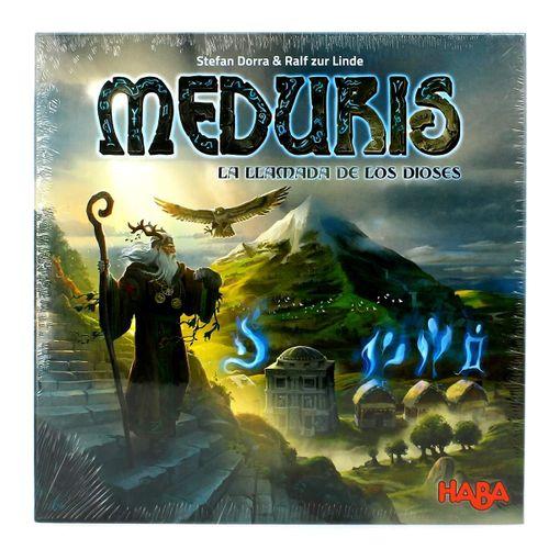 Juego Meduris: La Llamada de los Dioses