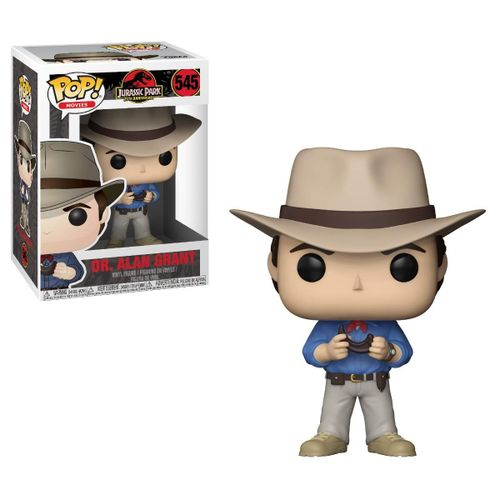 Funko Pop Sr. Alan Grant