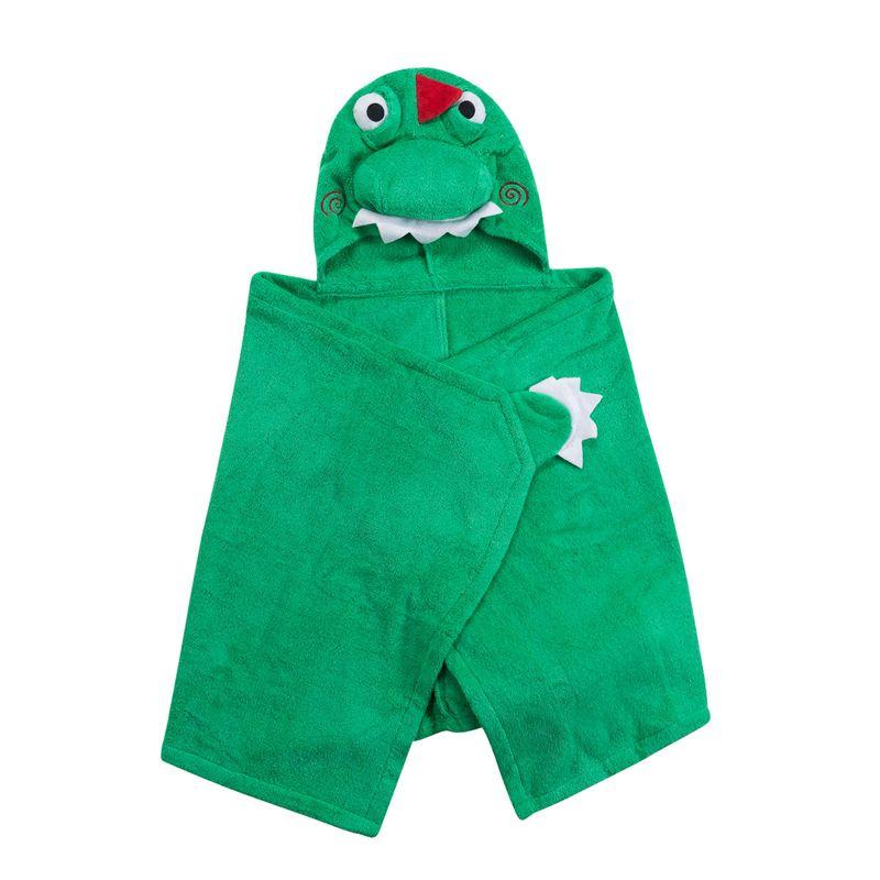 Toalla-niño-con-capucha-Dinosaurio_2