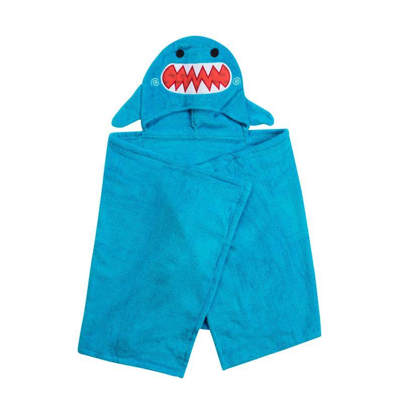 Toalla-niño-con-capucha-Tiburon_4