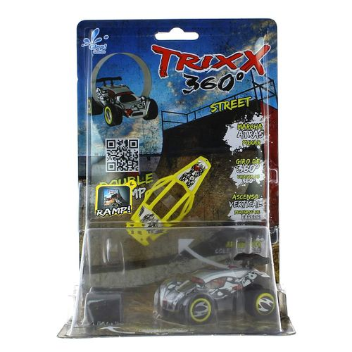 Trixx 360 Rampa Doble Gris