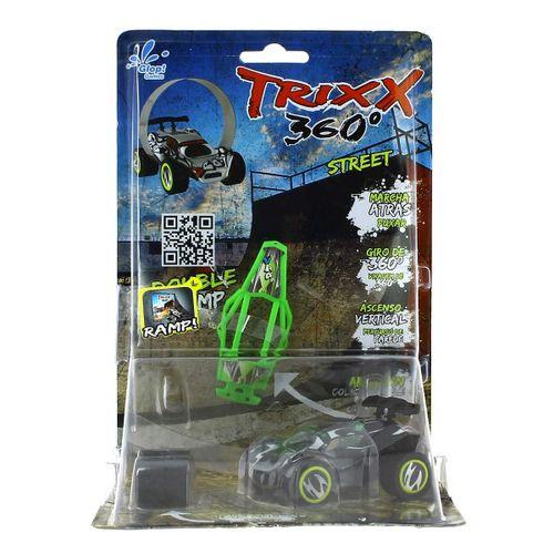 Trixx 360 Rampa Doble Negro