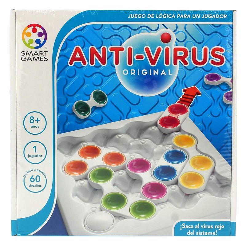 Juego-Logica-Anti-Virus-Original
