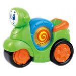 Moto-Roller-Infantil-Verde