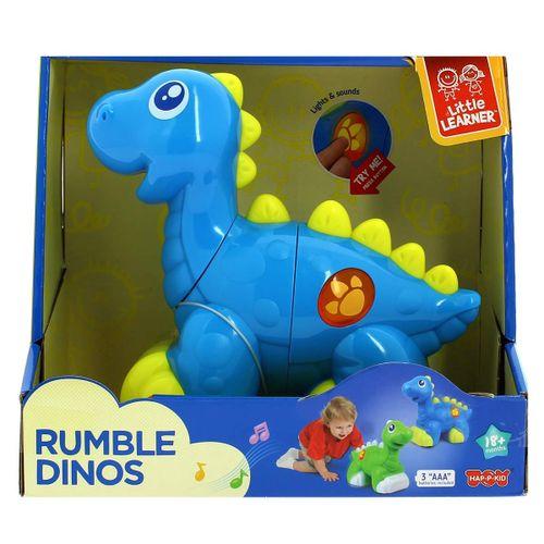 Dinosaurio Infantil Azul