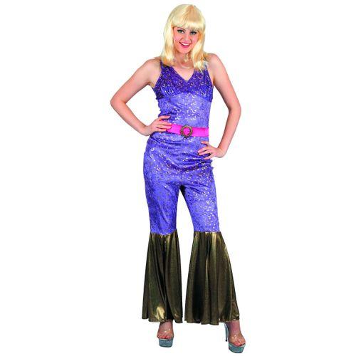 Disfraz Discoteca Mujer