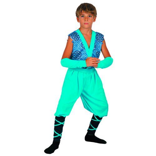 Disfraz Ninja Azul