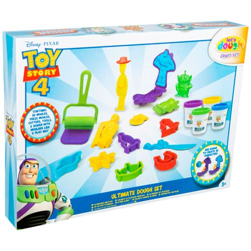 Toy Story 4 Pack Plastilina