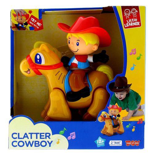 Caballo con Vaquero Infantil
