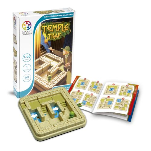 Juego Temple trap