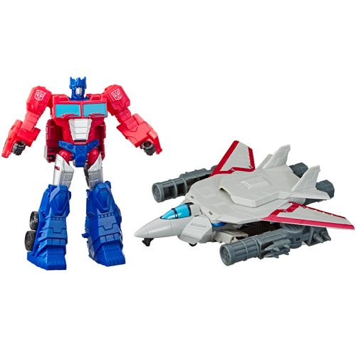 Transformers Cyberverse Spark Armor Elite Surtido