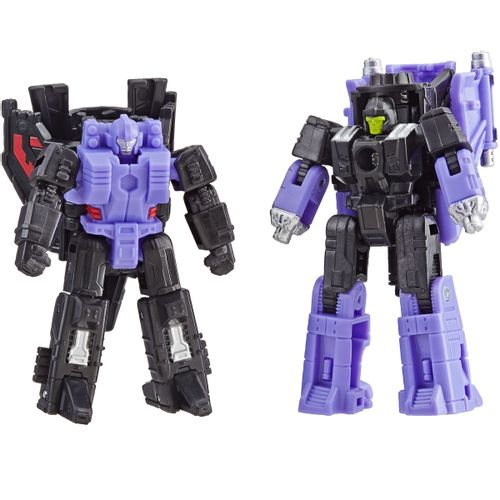 Transformers War for Cybertron Micromaster Surtido