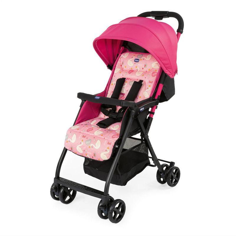 Silla-de-paseo-Ohlala-2--0-meses-Pink-Swan