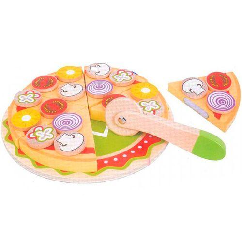Pizza Madera Infantil