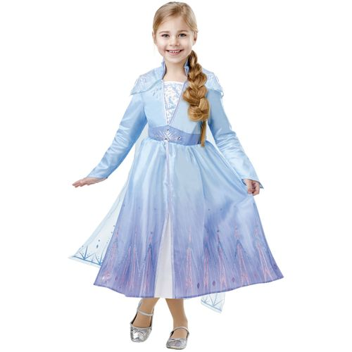 Frozen 2 Disfraz Elsa Viaje