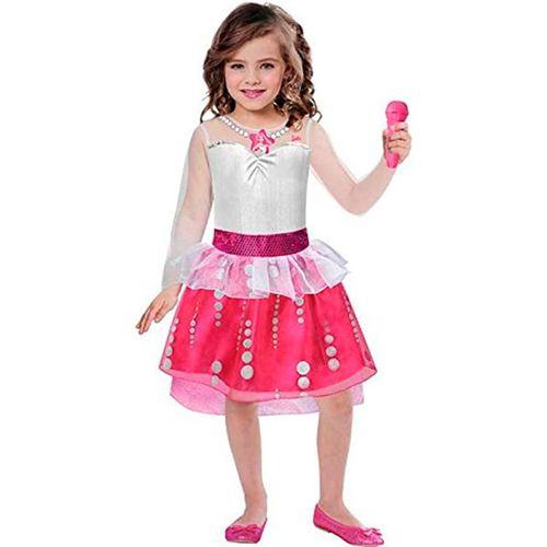 Barbie Disfraz Cantante