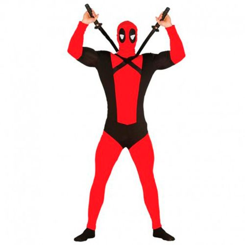 Disfraz Anti-Héroe Rojo Adulto