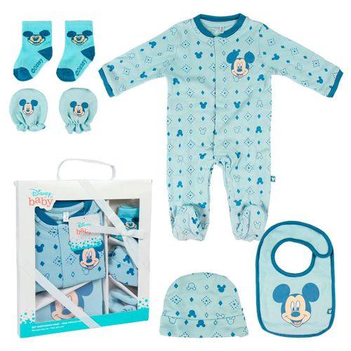 Pack Nacimiento 5 pzas Mickey