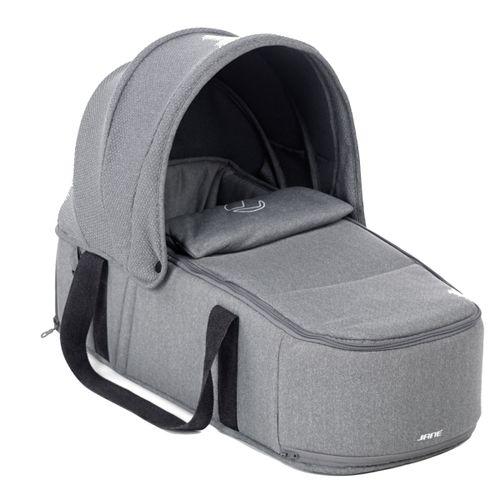 Capazo blando universal Smart grey