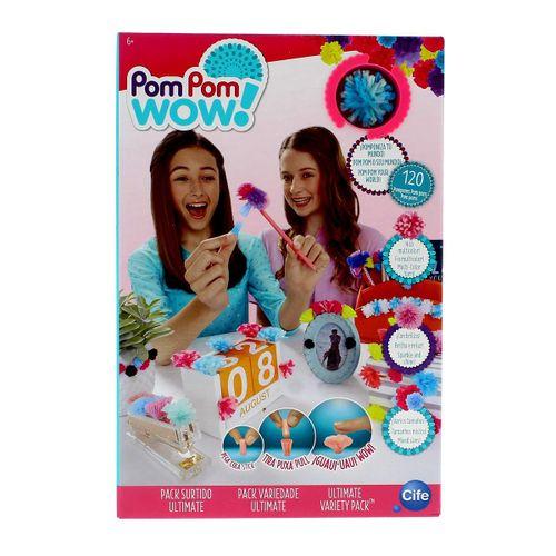Pom Pom Wow Ultimated