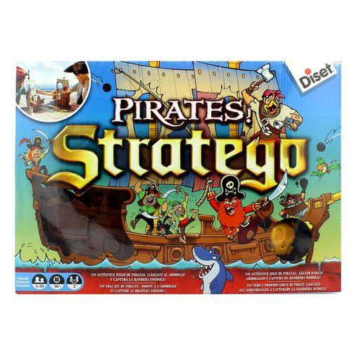 Juego Stratego Piratas
