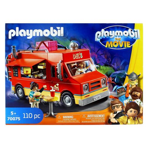 Playmobil Movie Food Truck Del