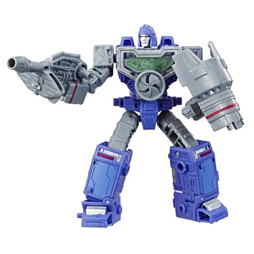 Transformers Siege WFC Clase Deluxe Surtido