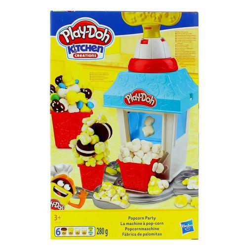 Play-Doh Fábrica de Palomitas