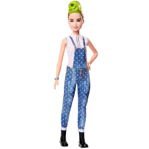 Barbie Fashionista Muñeca Nº 124