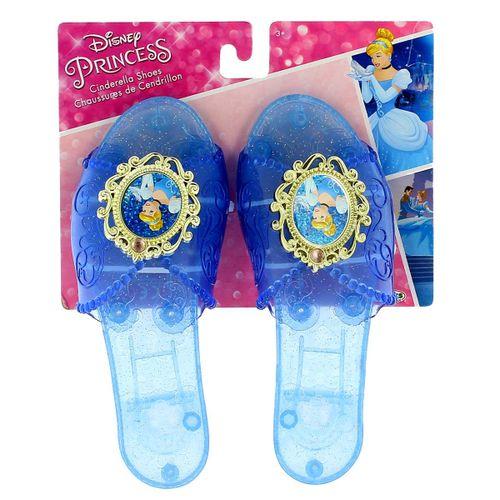 Princesas Disney Zapatos Purpurina Cenicienta