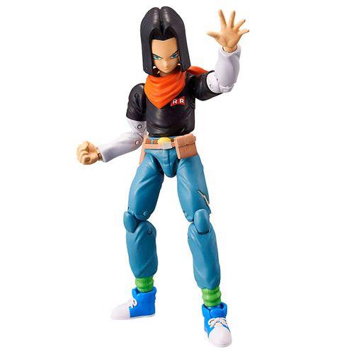 Dragon Ball Super Figura Androide 17