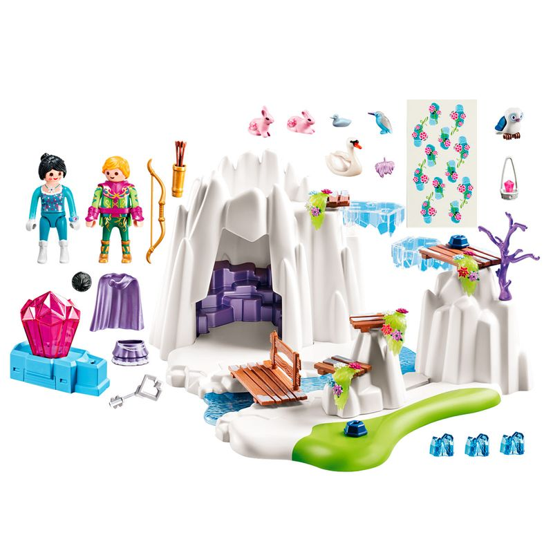 Playmobil-Magic-Busqueda-del-Diamante-de-Cristal_1