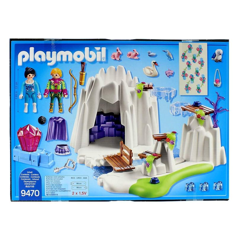 Playmobil-Magic-Busqueda-del-Diamante-de-Cristal_2
