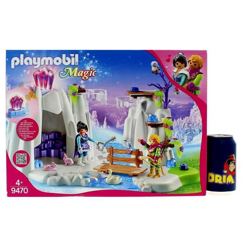Playmobil-Magic-Busqueda-del-Diamante-de-Cristal_3