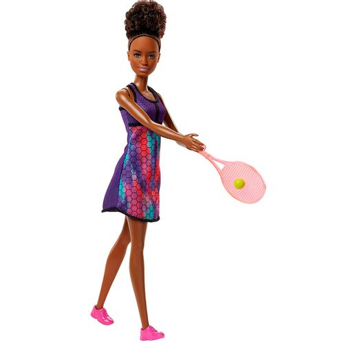 Barbie Yo Quiero Ser Jugadora de Tenis