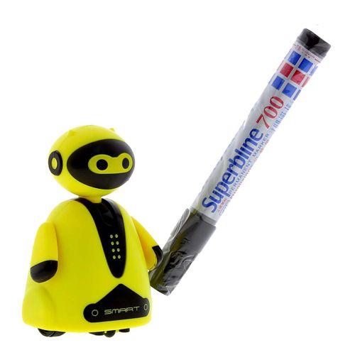 Robot Inductivo Immensity Sigue Líneas
