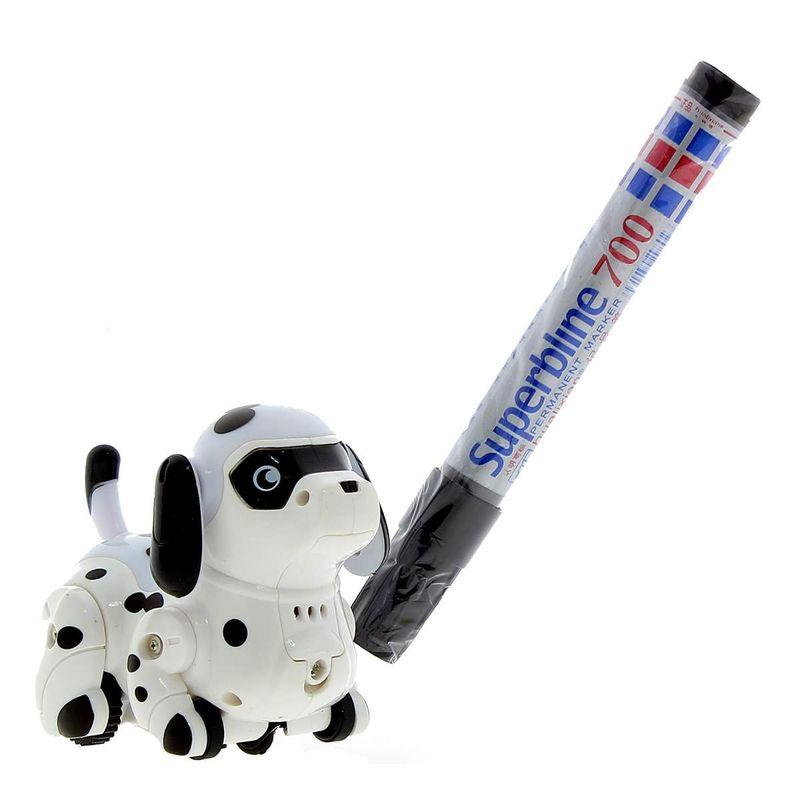 Robot-Perro-sigue-Lineas