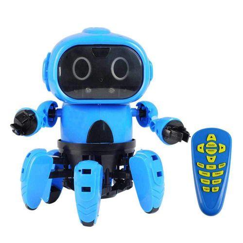Robot Pulpo DIY R/C