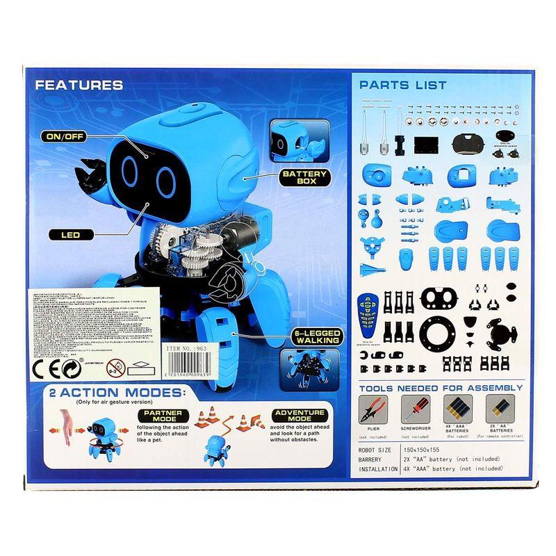 Robot-Pulpo-DIY-R-C_4