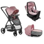Trio-Slide-Crib-con-grupo-0--con-base-Pink