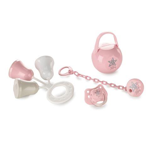 Pack de regalo Sonajero rosa