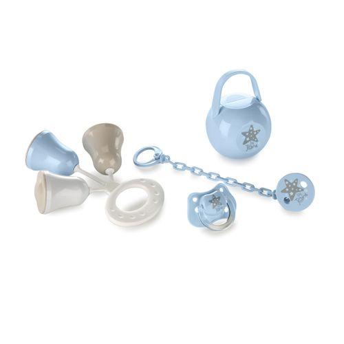 Pack de regalo Sonajero azul