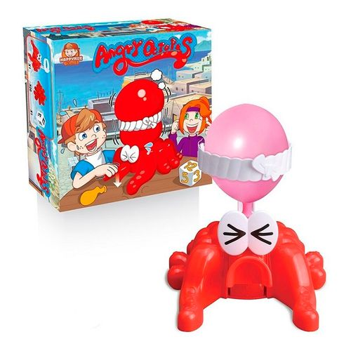 Juego Angry Octopus