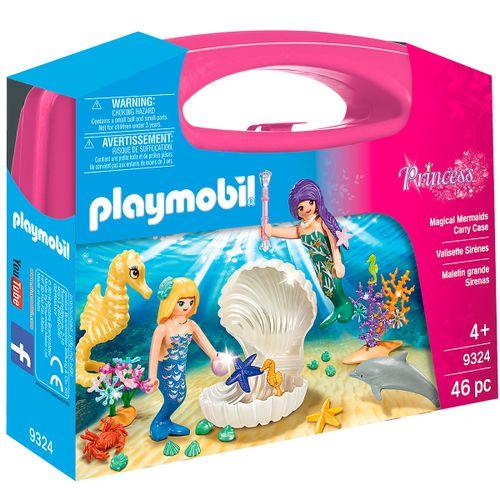 Playmobil Princess Maletín Grande Sirenas