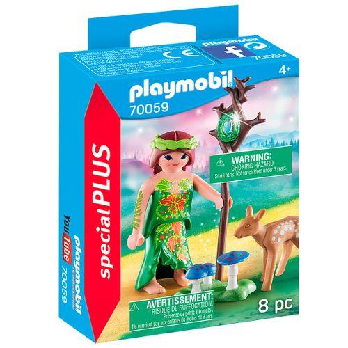 Playmobil Special Plus Hada con Cervatillo
