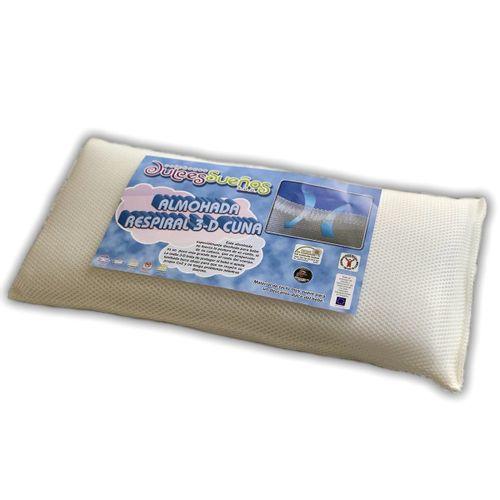 Almohada de cuna 3D