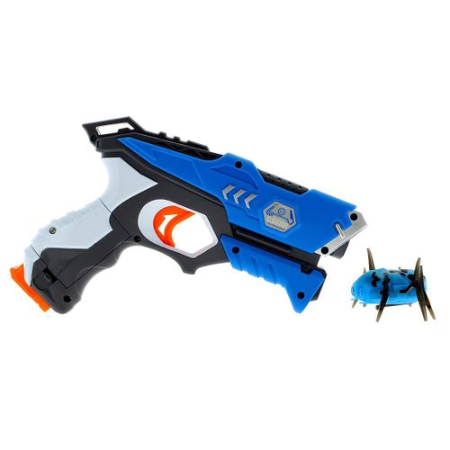 Pistola Laser Espacial con Araña