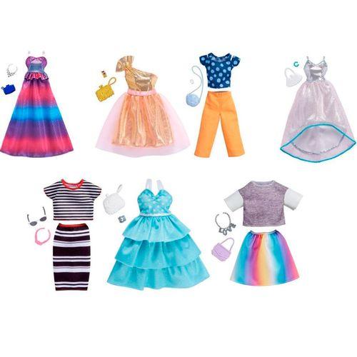 Barbie Moda Look Completo Surtido