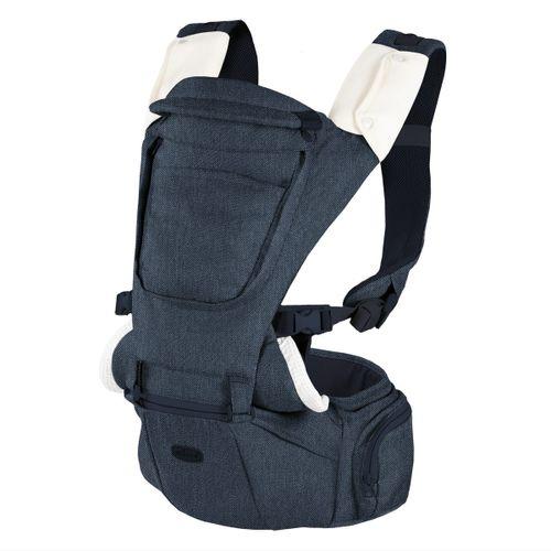 Mochila portabebes Hip Seat Denim