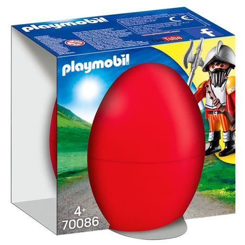 Playmobil Caballero con Cañón